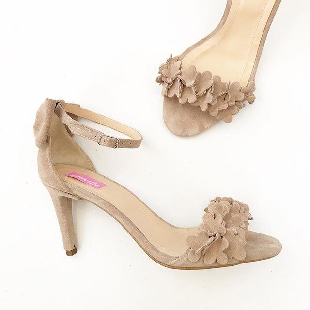 Sandale Petal Love Medium Heel