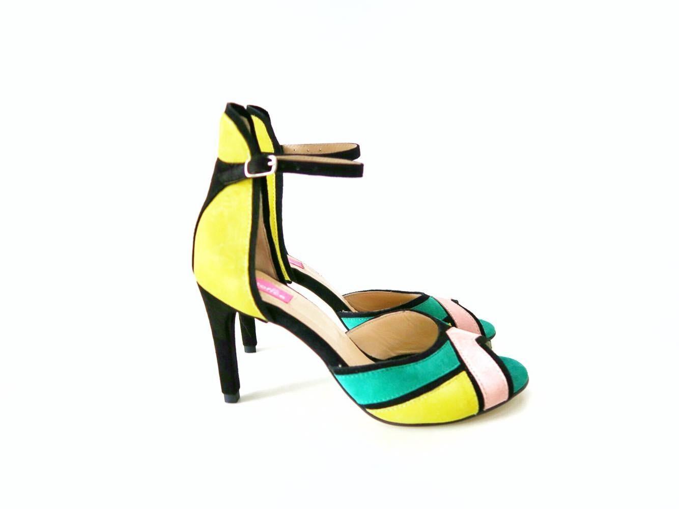 Sandale Color Your Soul