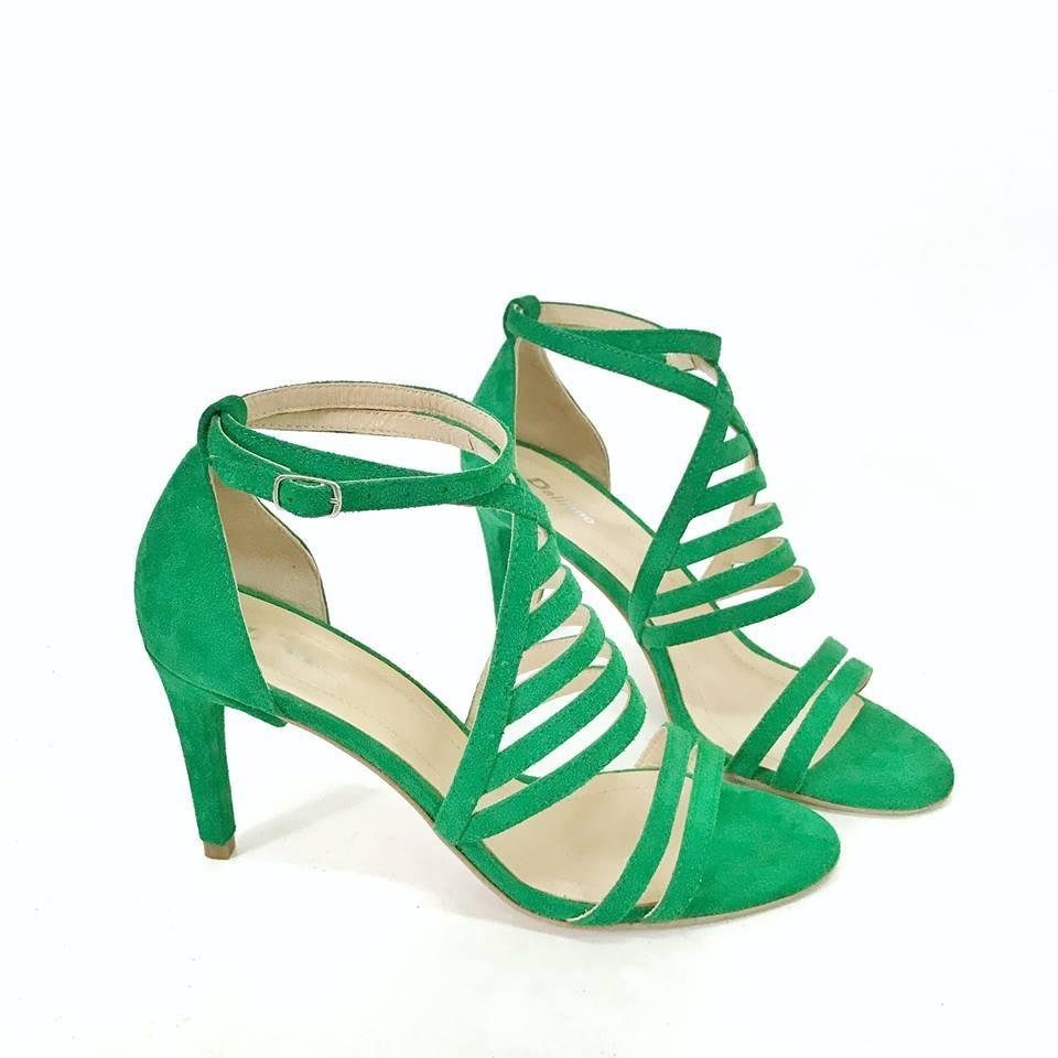 Sandale Rosa Stiletto