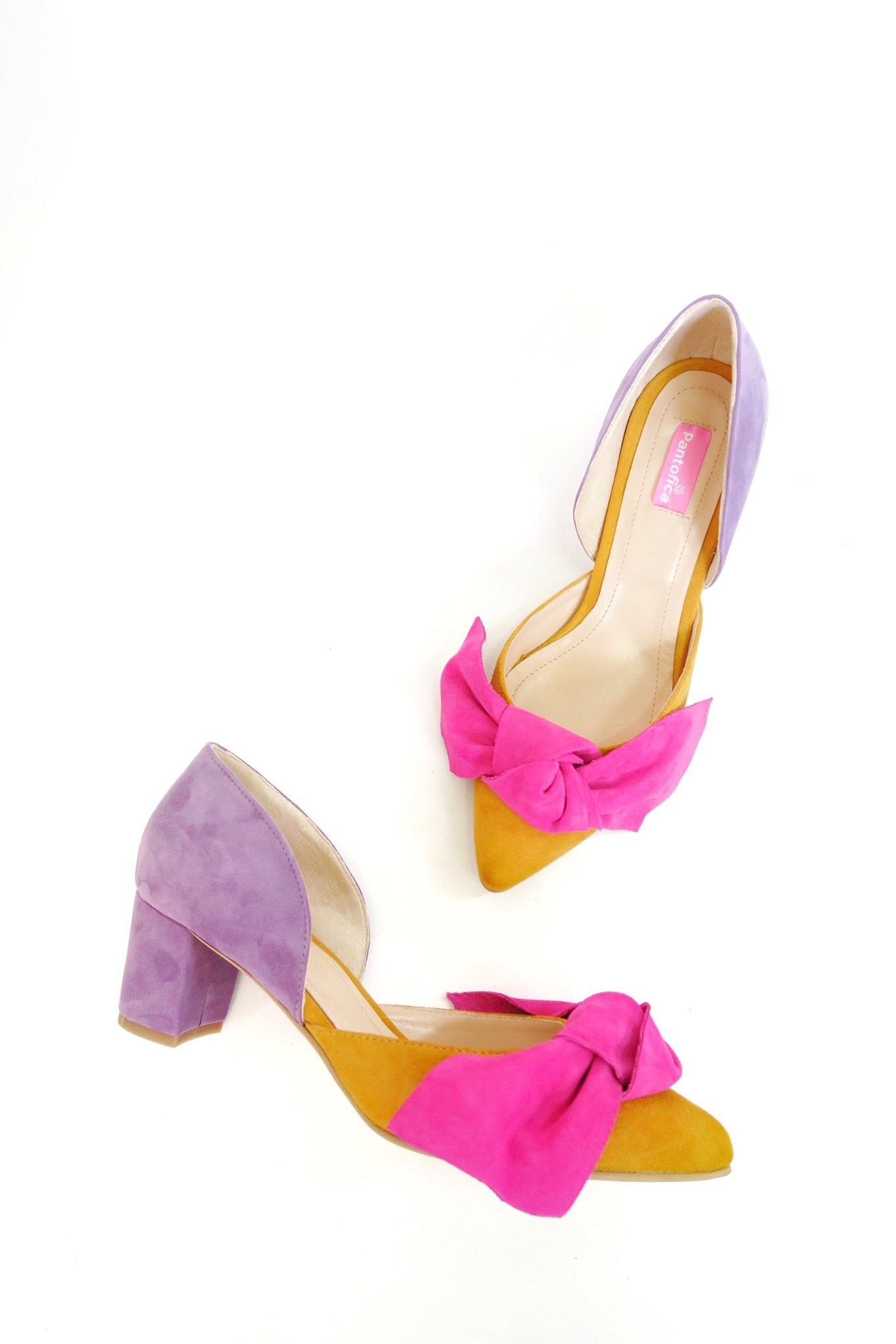 Pantofi Love To Walk On Heels