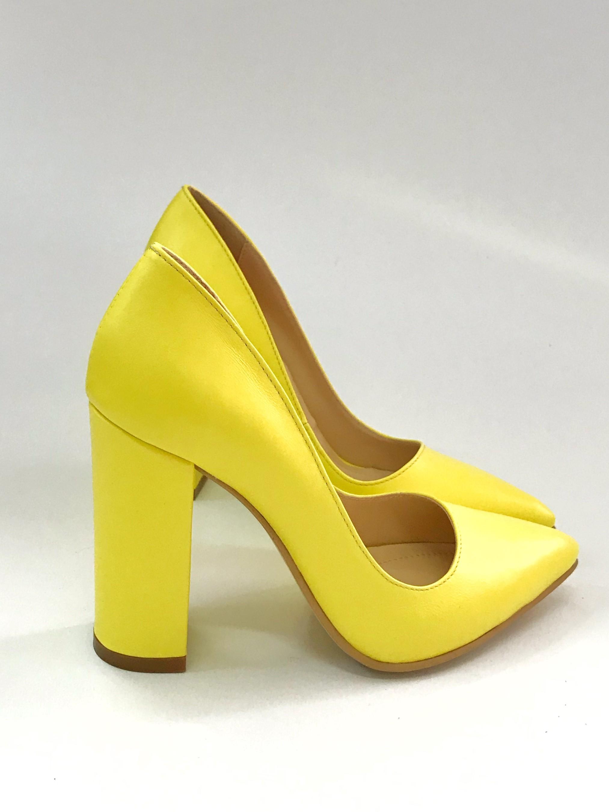 Pantofi Golden Bliss