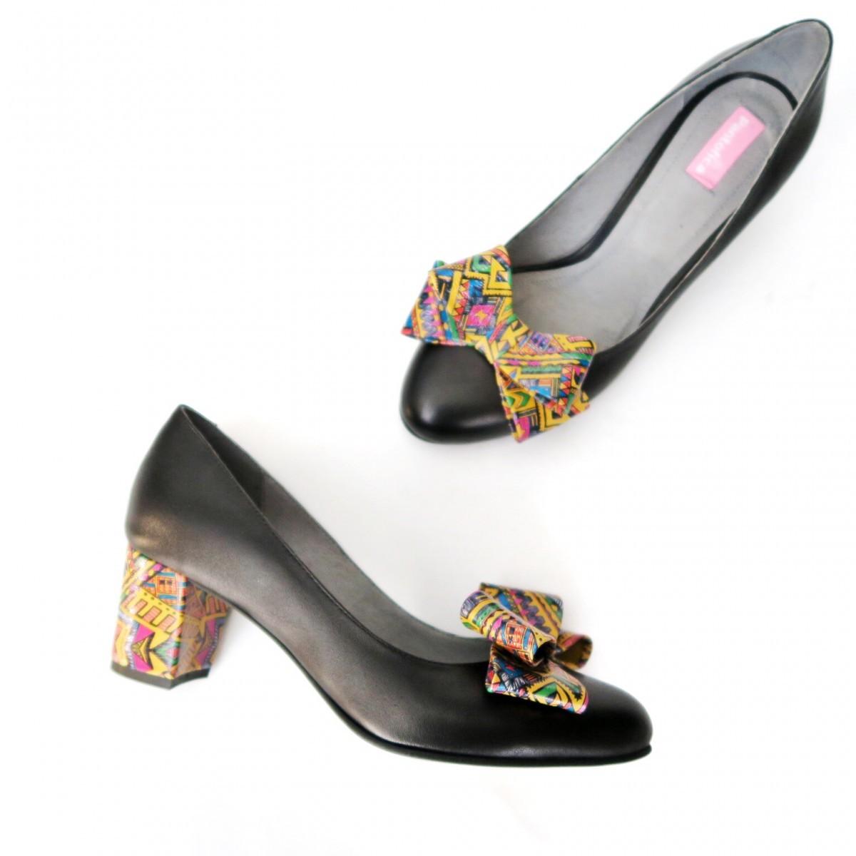 Pantofi Aztec