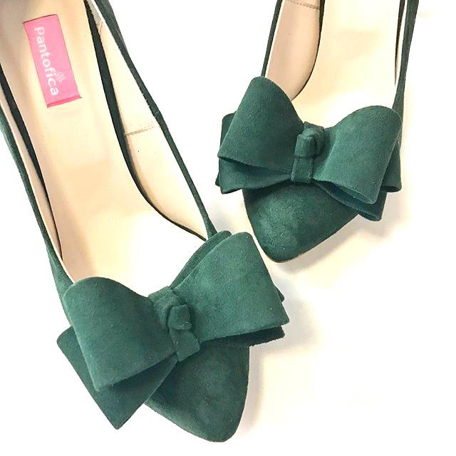 Pantofi Bold with Bow
