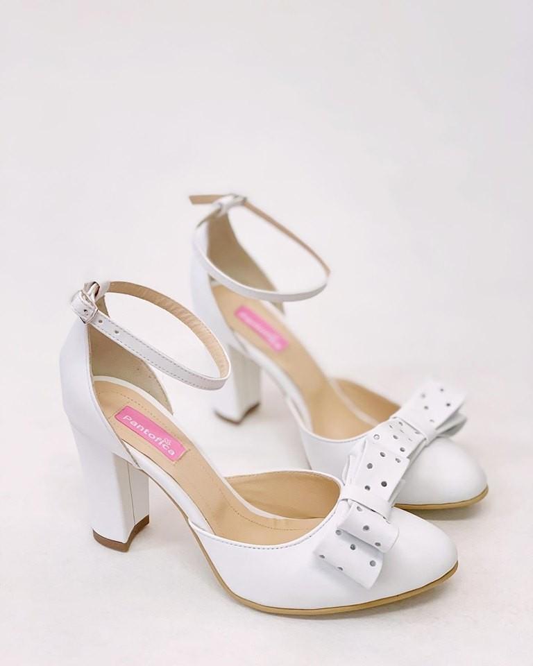 Pantofi Swing Bow