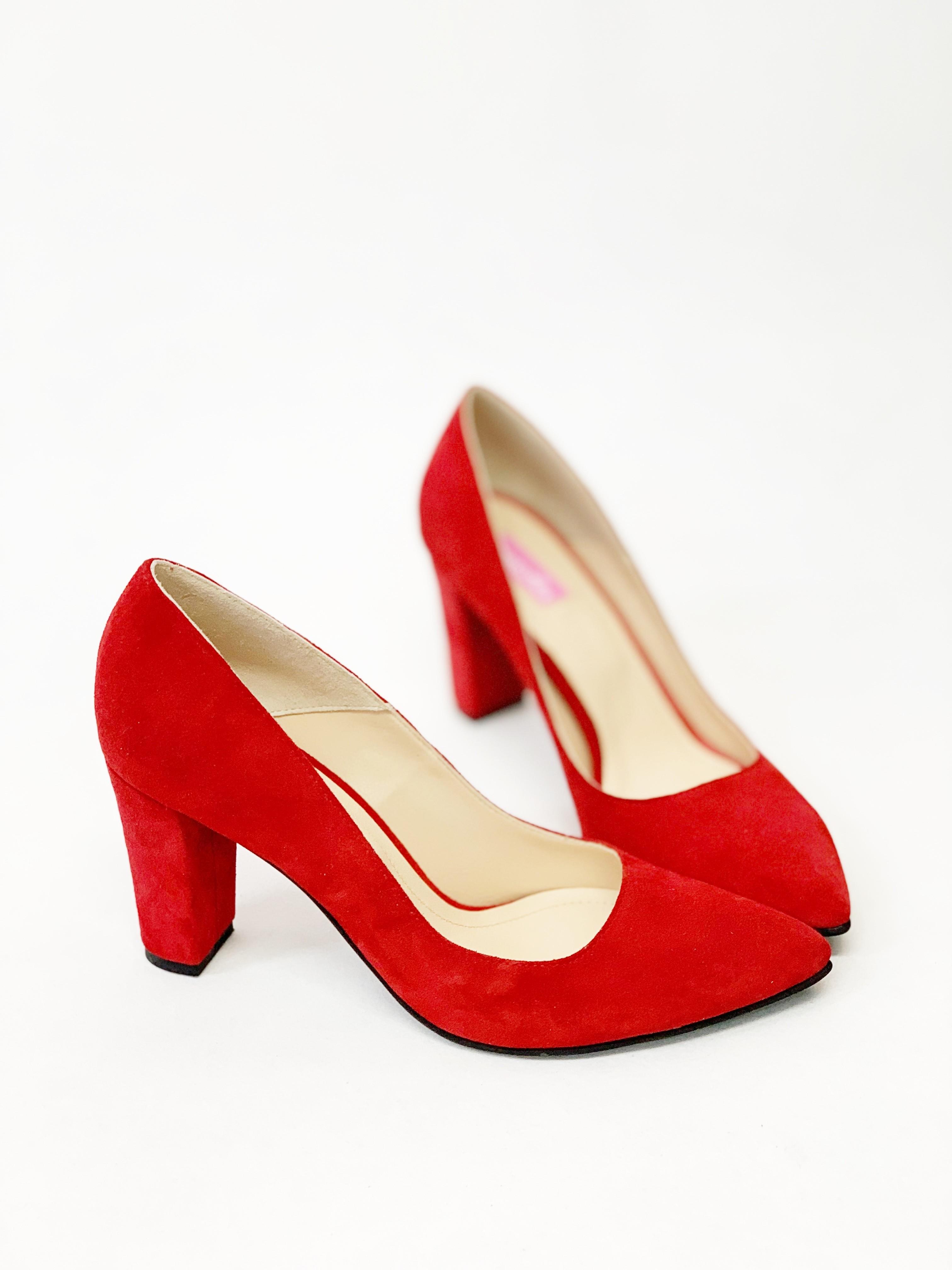 Pantofi Comfy Stiletto