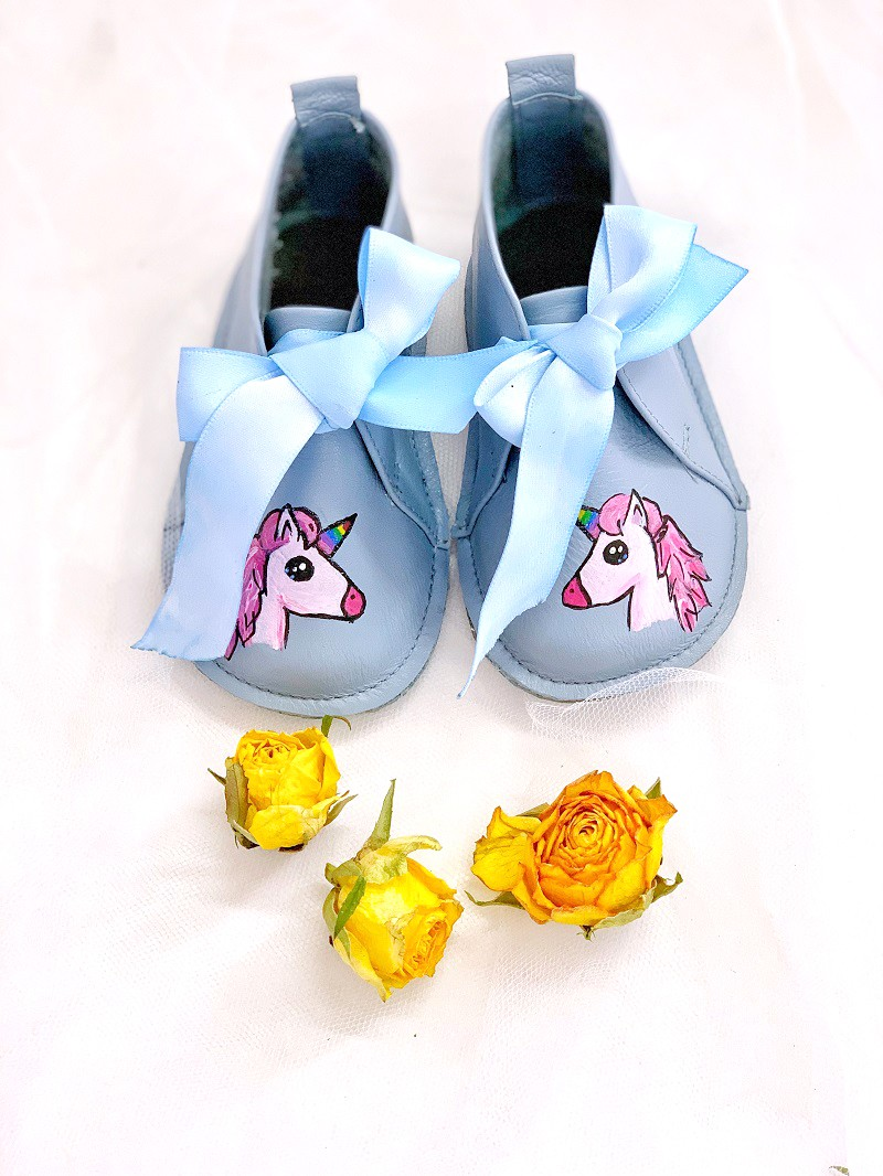 Pantofica Bebe Barefoot...