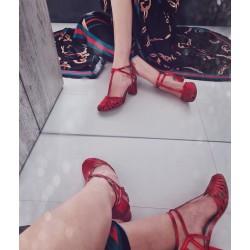 Sandale Edgy Comfy Shine