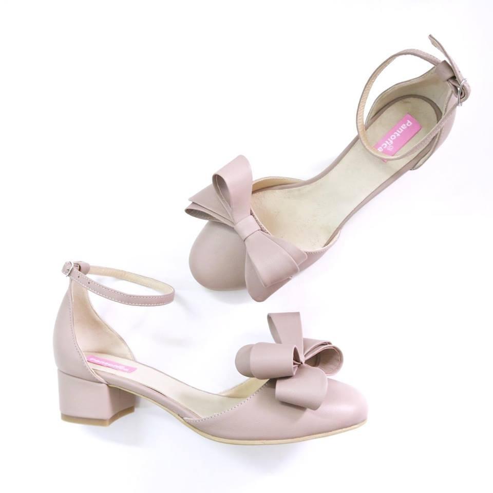 Pantofi Iris With Bow