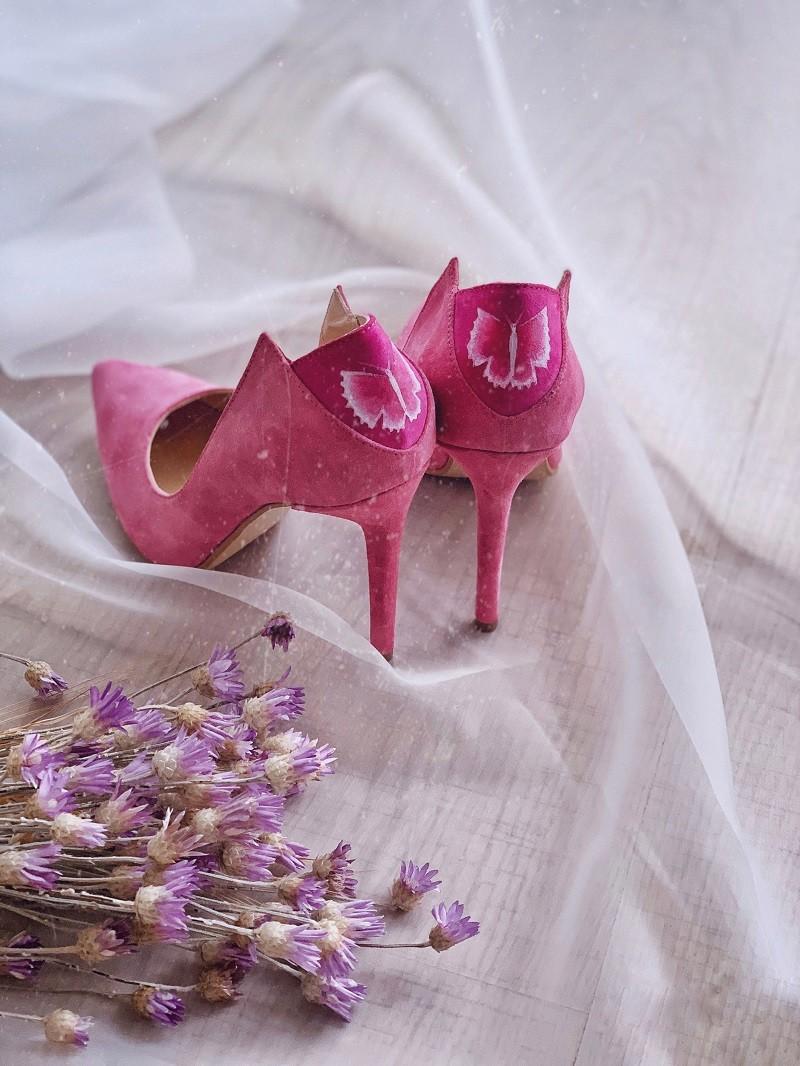 Pantofi Intuitive Handpainted