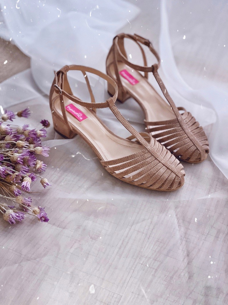 Sandale Edgy 4 cm