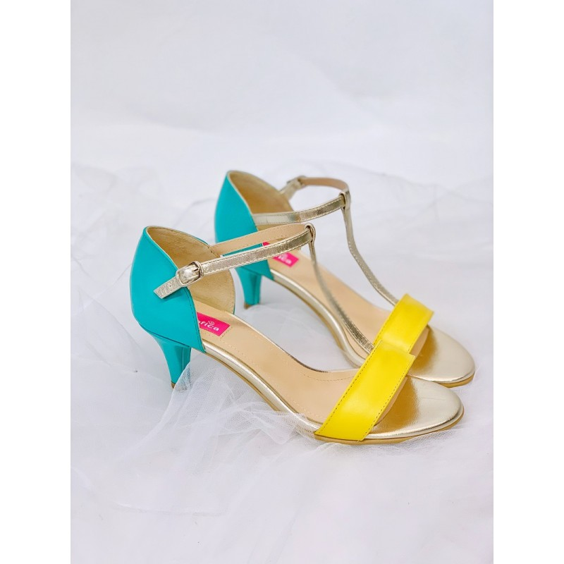 Sandale Sweet Colors