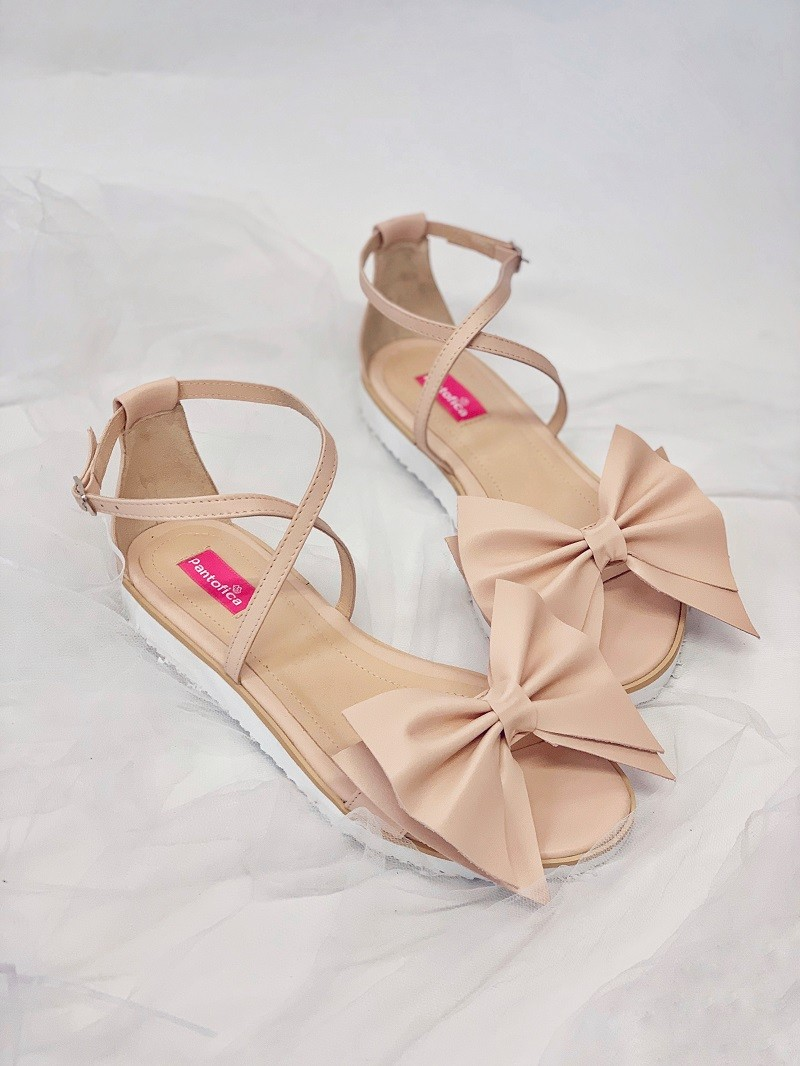 Sandale Summer Wrap Bow