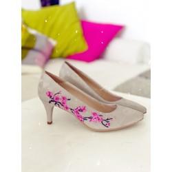 Pantofi Cherry Blossom