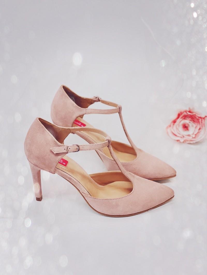 Pantofi Stiletto Twist