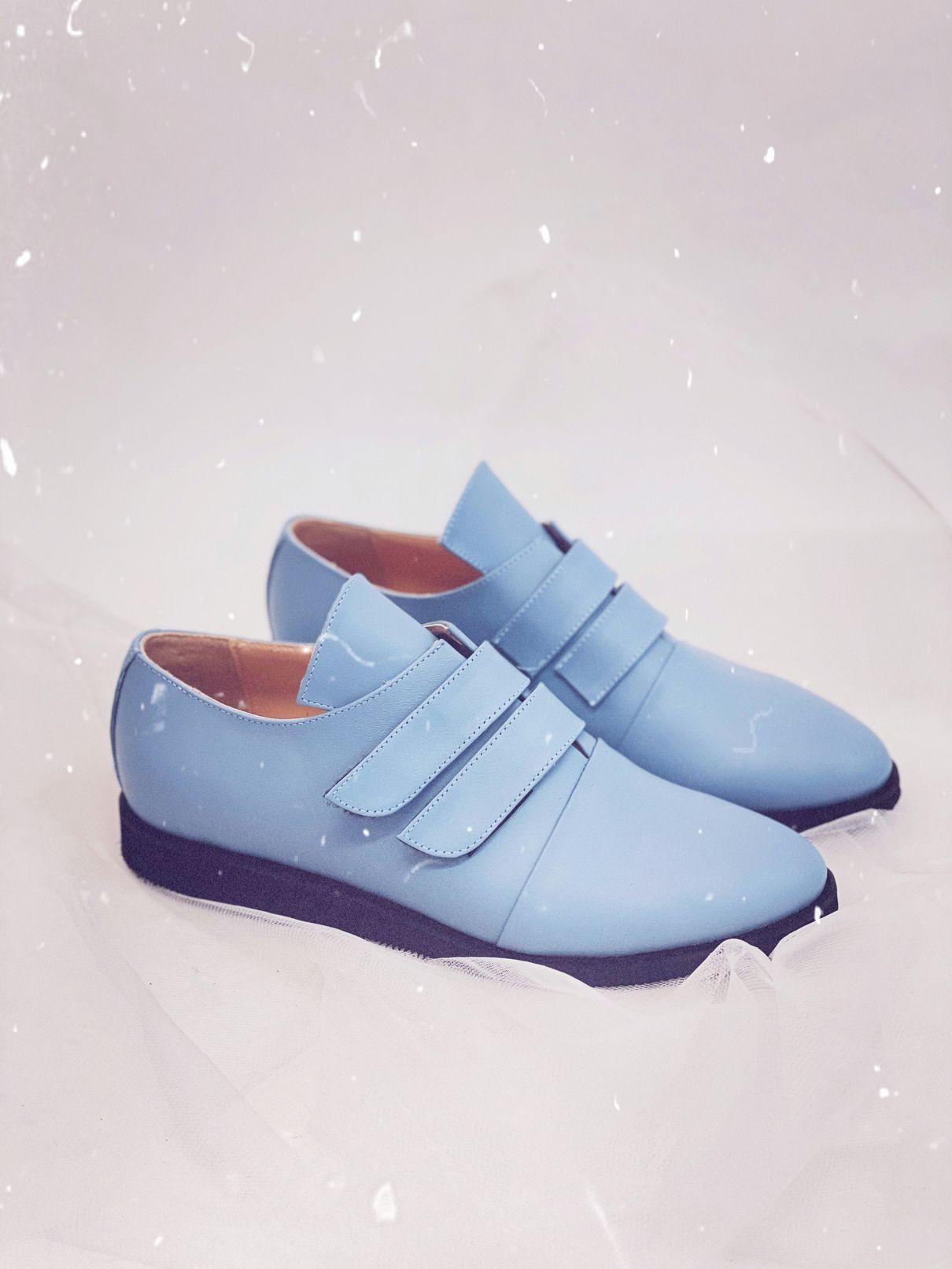 Pantofi Velvet Orto Velcro