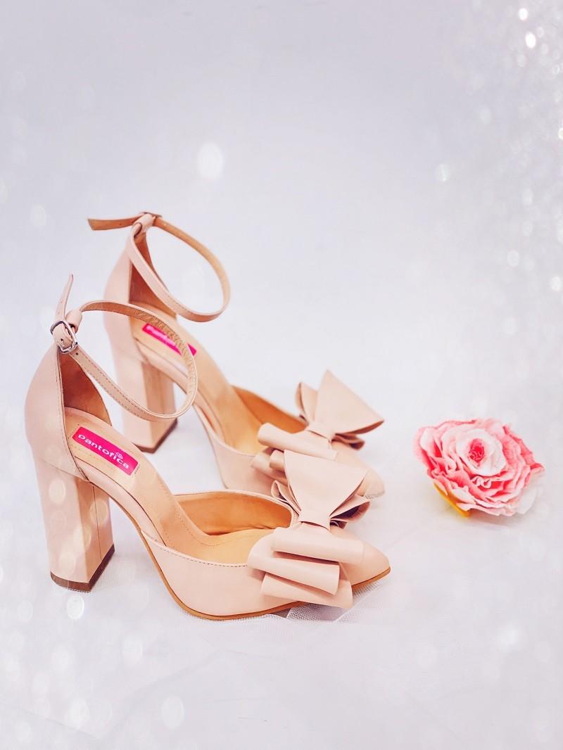 Pantofi Celestia Huigh Heel