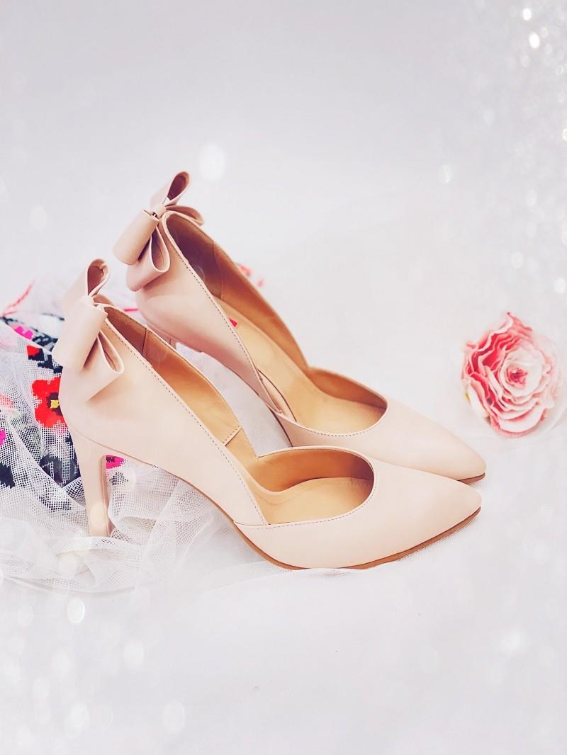 Pantofi Iconic with Bow