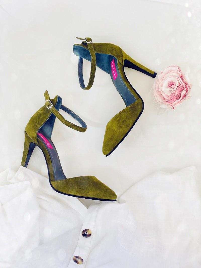 Pantofi Stiletto Silk