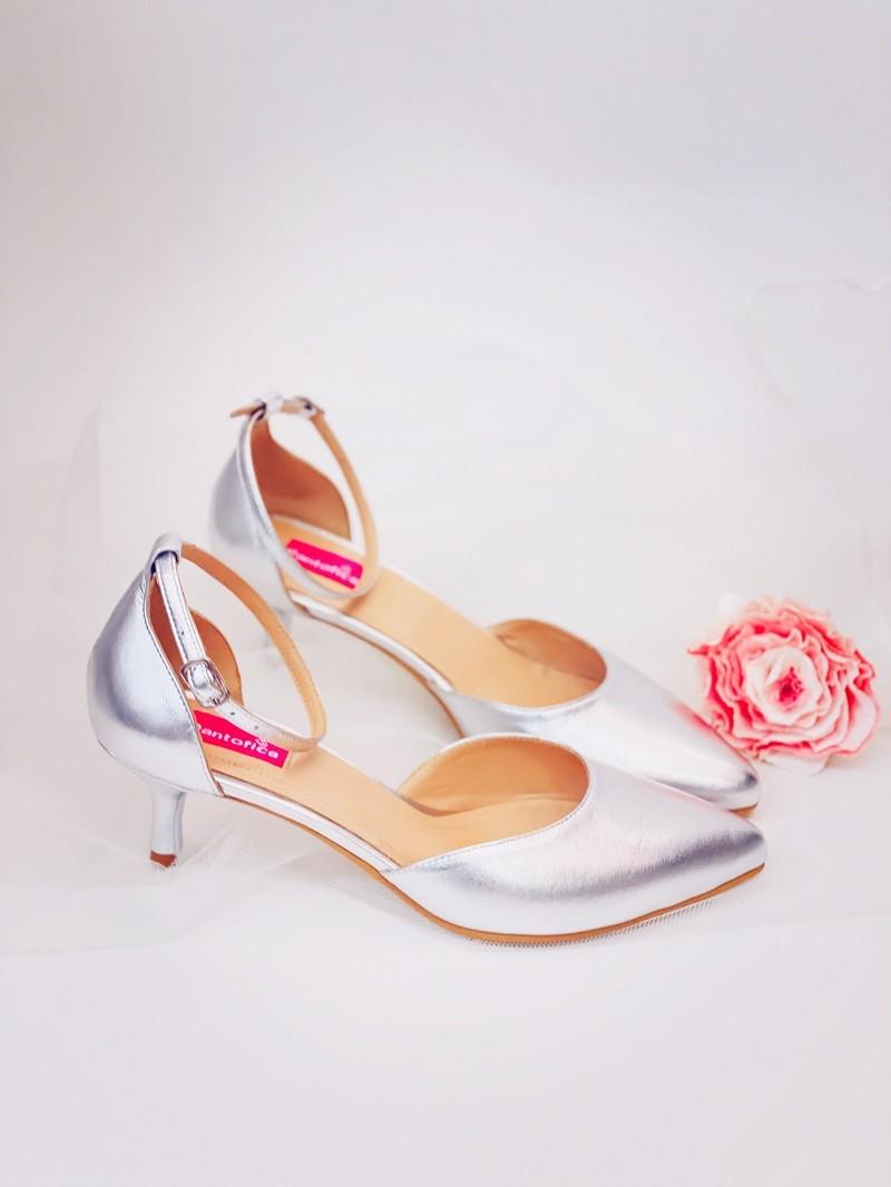 Pantofi Pointelle