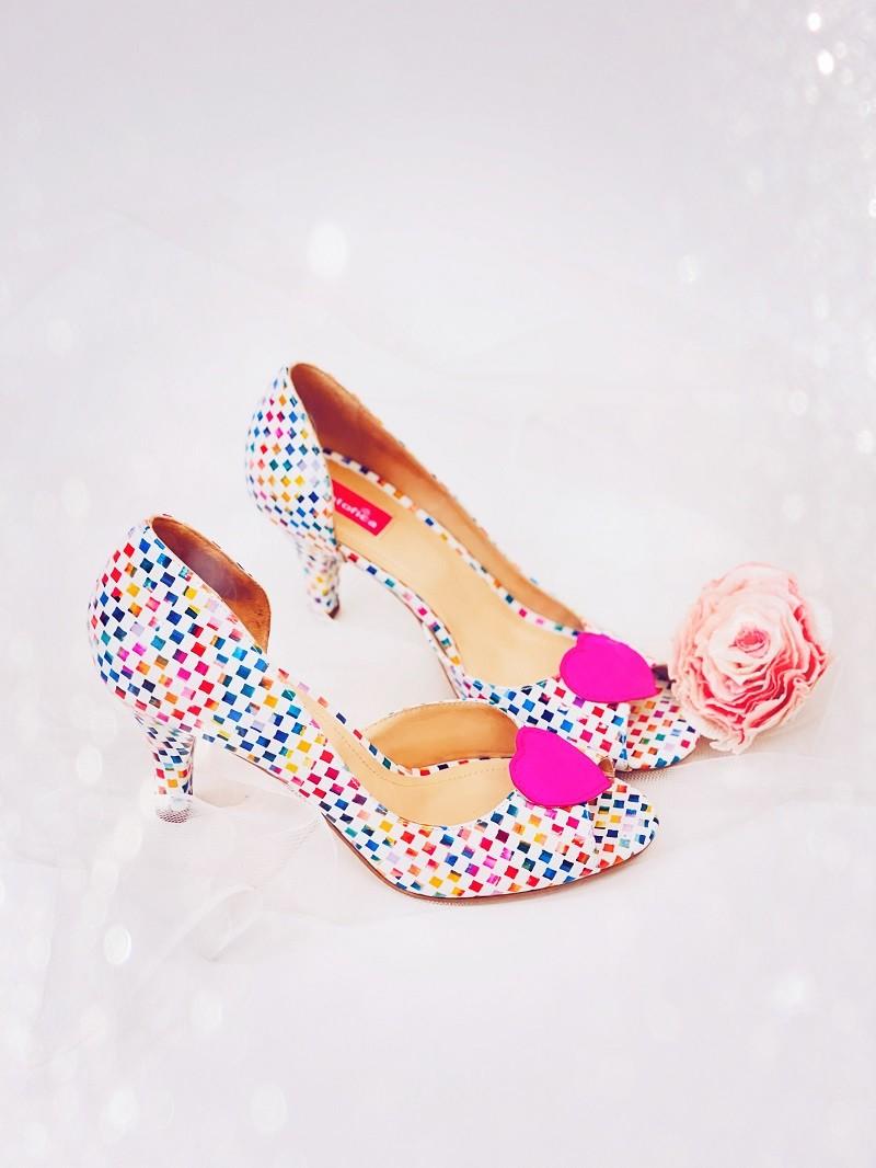 Pantofi Touch Love