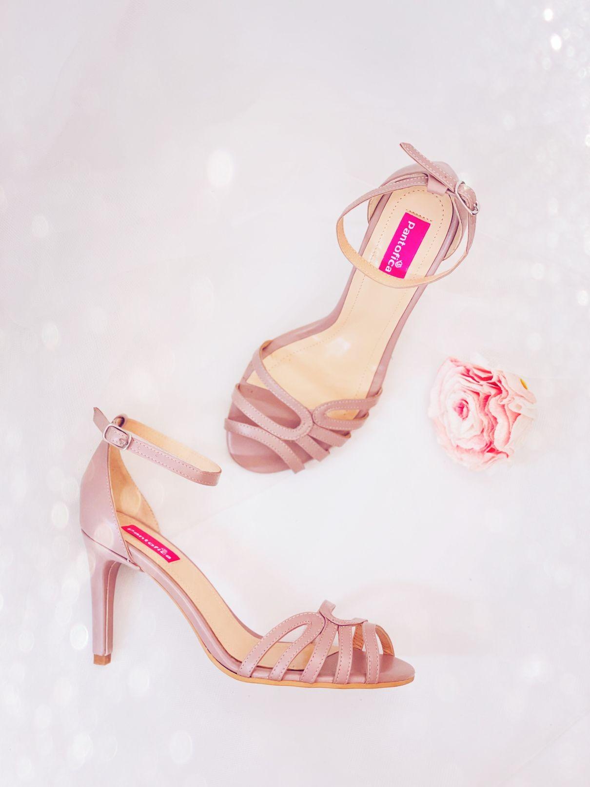 Sandale Ruffle