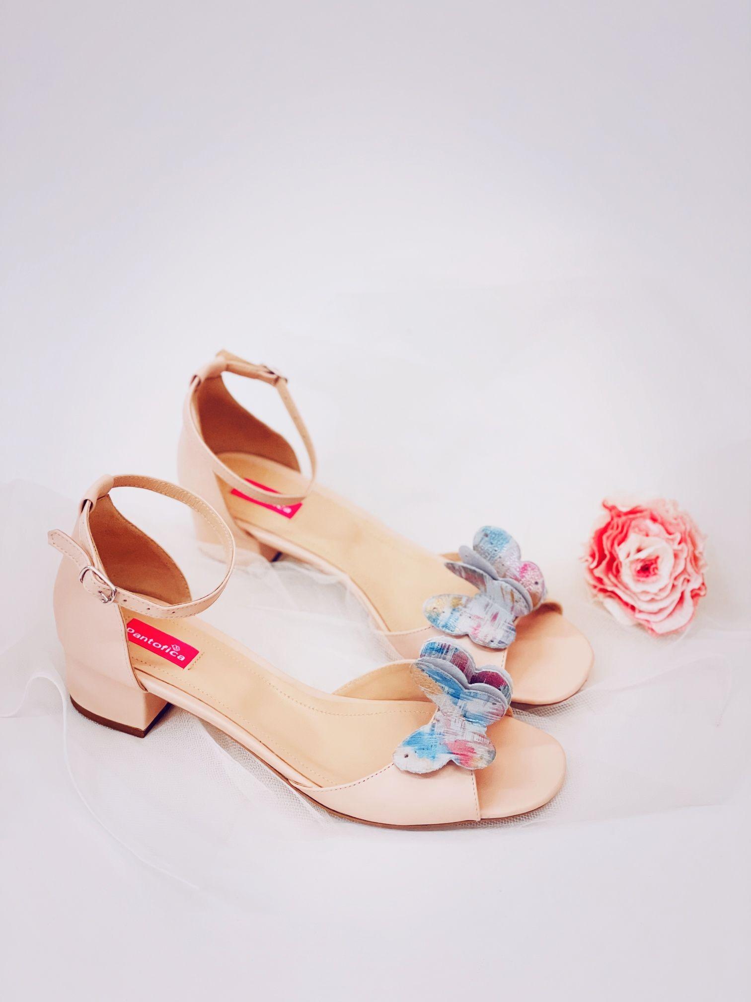 Sandale Boho Butterflies