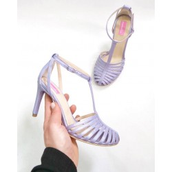 Sandale Edgy Tall toc subtire
