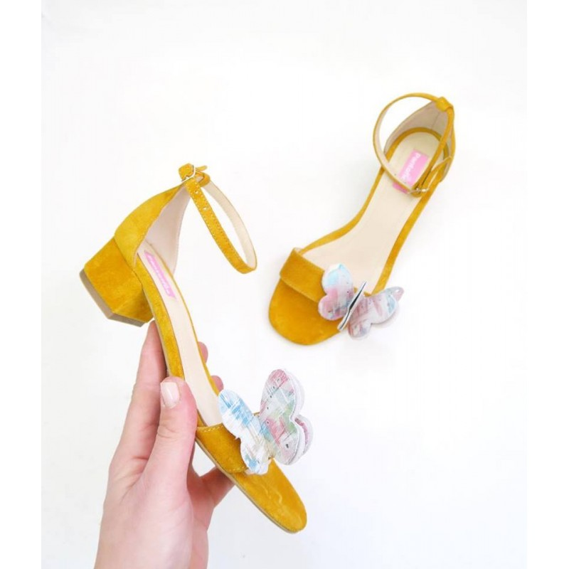 Sandale Pretty Butterflies
