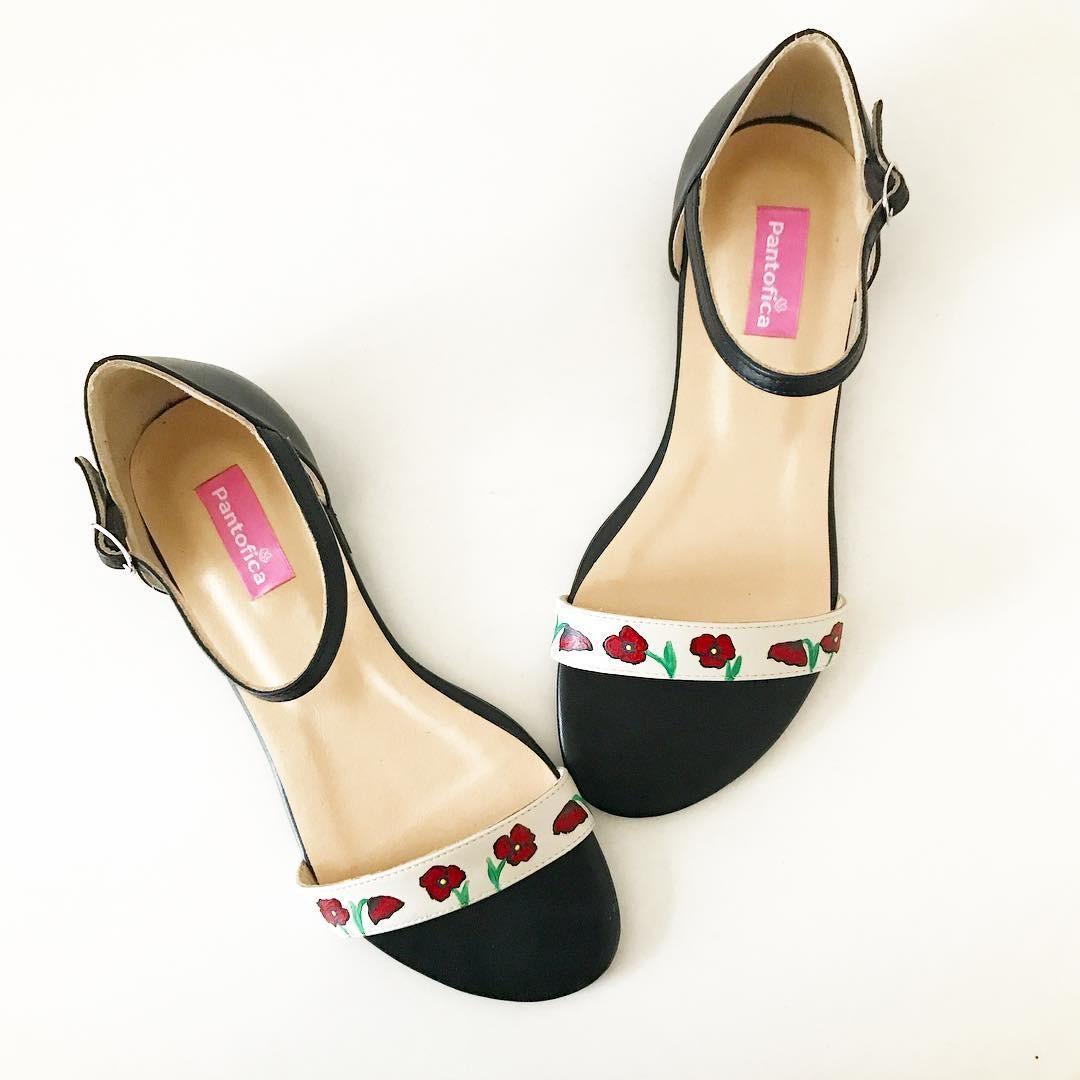 Sandale Poppies