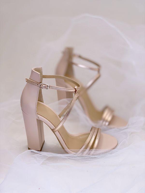 Sandale Alchemy High Heel